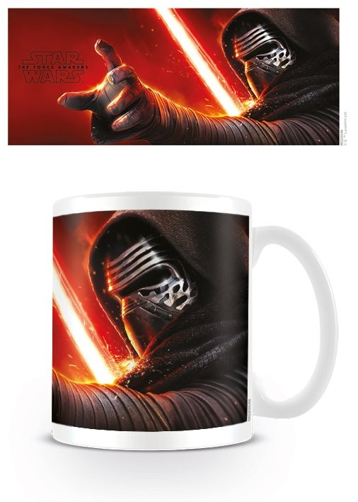 Hrnek Star Wars VII: Síla se probouzí - Kylo Ren Wrap