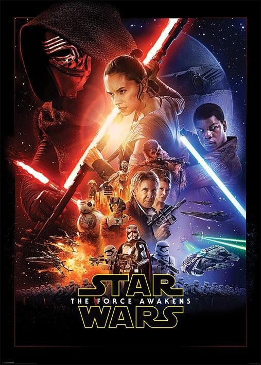 Plakát, Obraz - Star Wars VII: Síla se probouzí - One Sheet, (100 x 140 cm)