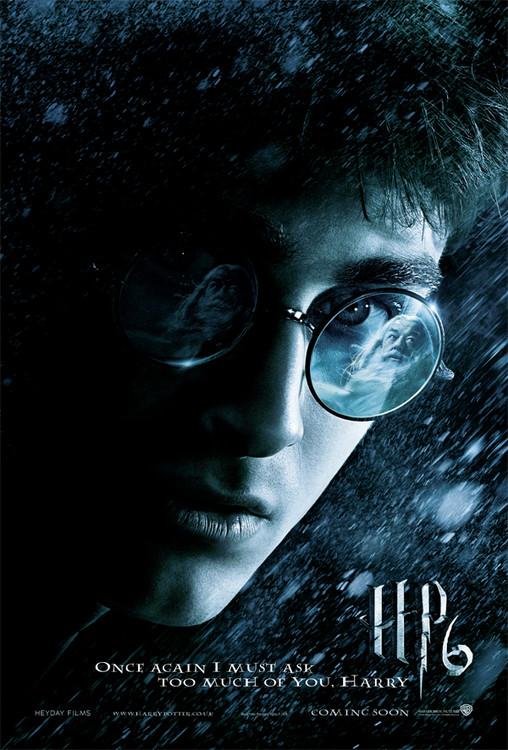 Plakát, Obraz - Harry Potter a Princ dvojí krve - Teaser, (68 x 98 cm)