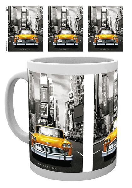 Hrnek New York - Taxi No. 1
