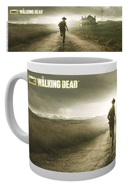 Hrnek Walking Dead - Running