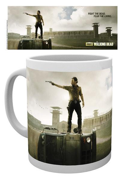 Hrnek Walking Dead - Prison