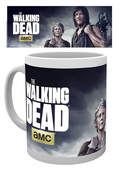 Hrnek The Walking Dead - Carol and Daryl