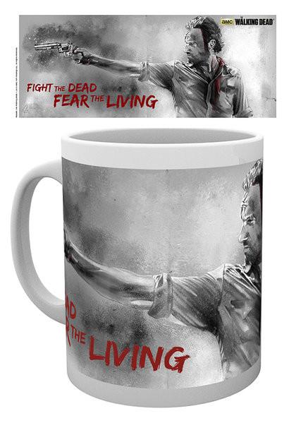Hrnek The Walking Dead - Rick