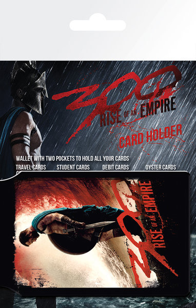 300: RISE OF AN EMPIRE Portcard