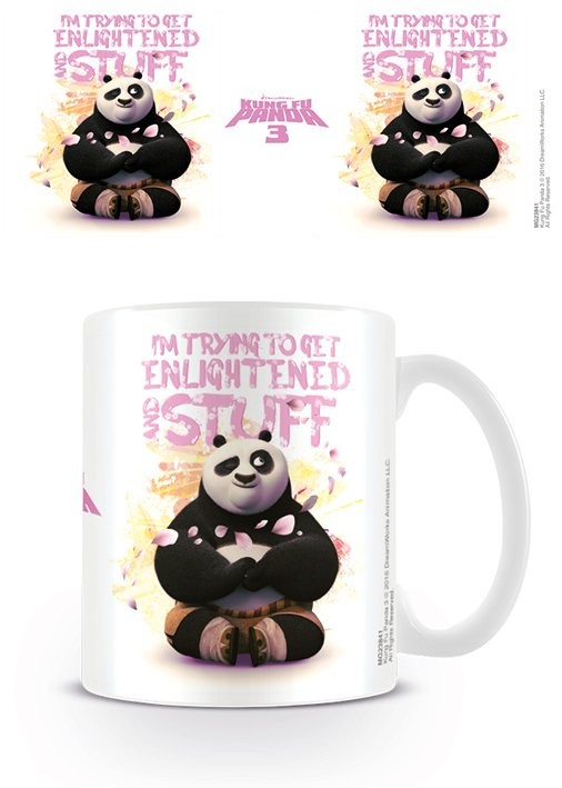 Hrnek Kung Fu Panda 3 - Enlightened