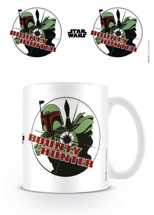 Hrnek Star Wars - Boba Fett