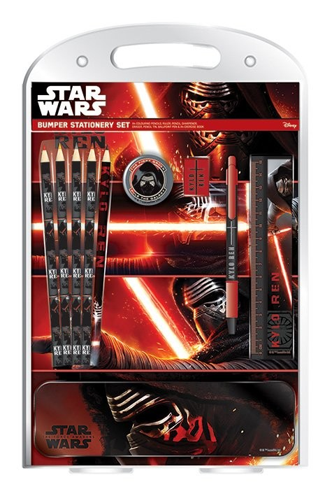 Star Wars VII - Bumper Stationery Set Zápisník