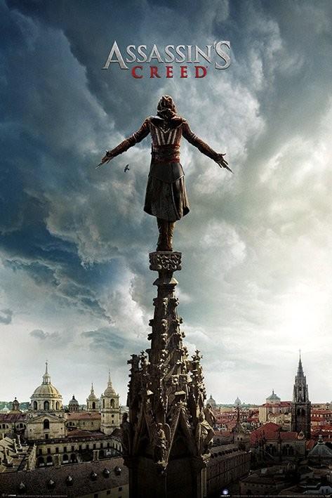 Plakát, Obraz - Assassin's Creed - Spire Teaser, (61 x 91,5 cm)