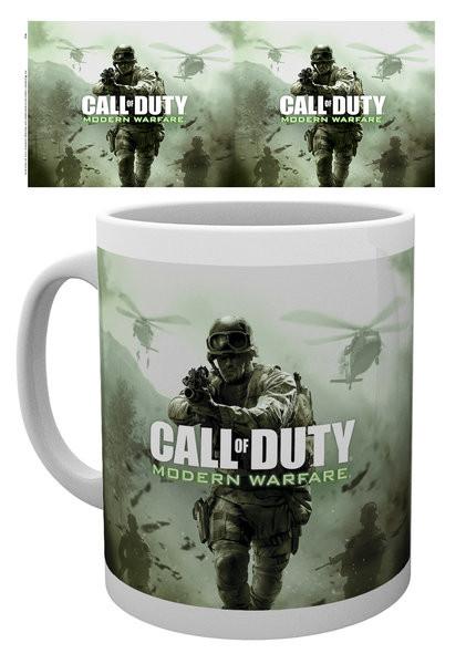 Hrnek Call Of Duty: Modern Warfare - Key Art
