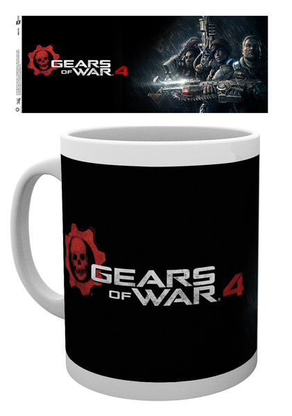 Hrnek Gears Of War 4 - Landscape