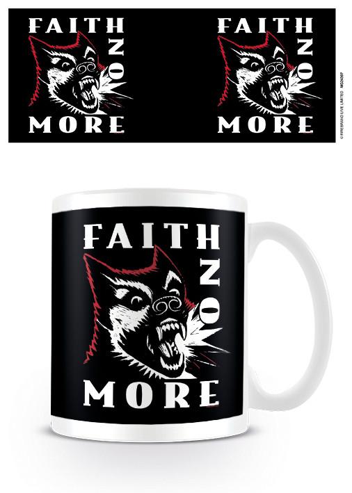 Hrnek Faith No More - Wolf