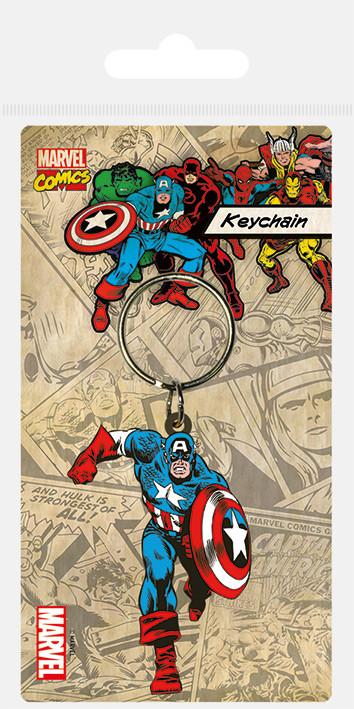 Klíčenka Captain America