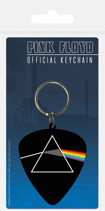 Klíčenka Pink Floyd - Darkside Of The Moon Plectrum