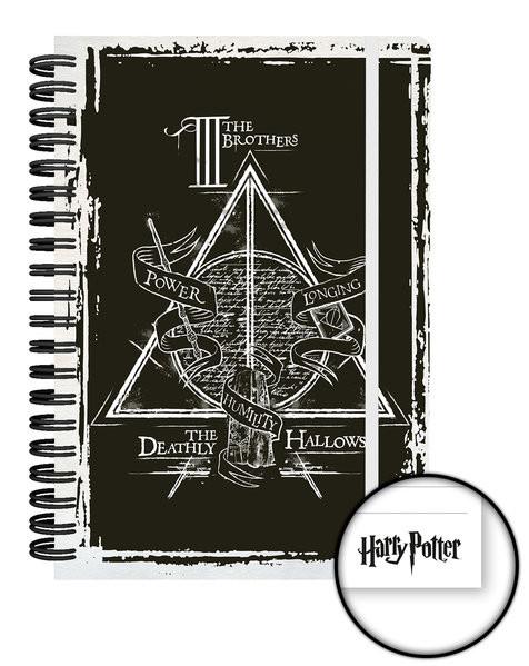 Harry Potter a Relikvie smrti - Graphic Zápisník