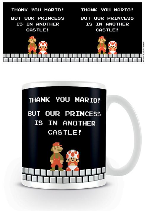 Hrnek Super Mario - Another Castle