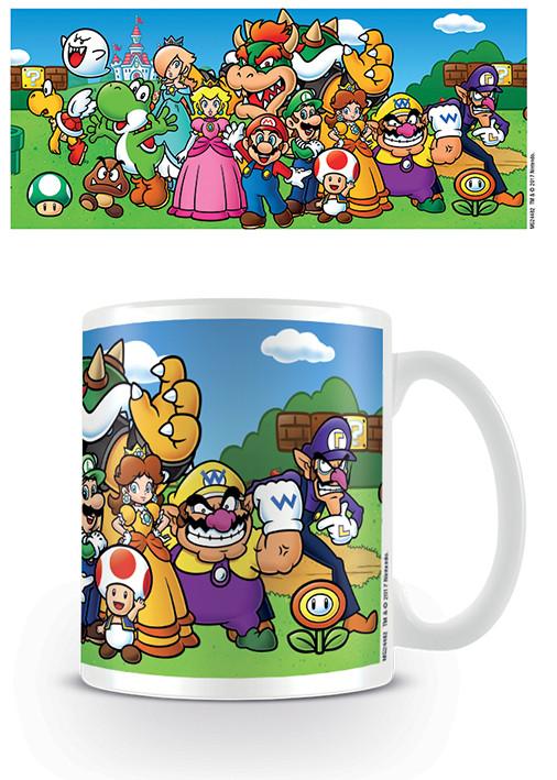 Hrnek Super Mario - Characters
