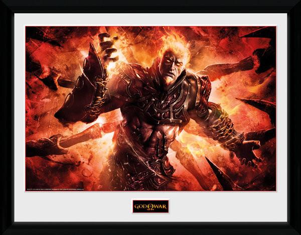 Obraz na zeď - God of War - Ares