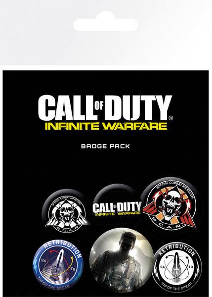 Placka Call Of Duty: Infinite Warfare - Mix