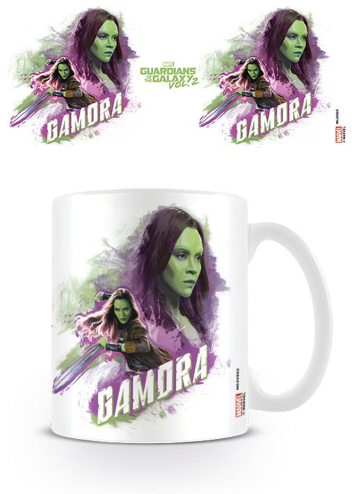 Hrnek Strážci Galaxie Vol. 2 - Gamora