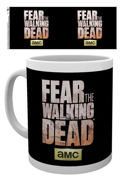Hrnek Fear The Walking Dead - Logo