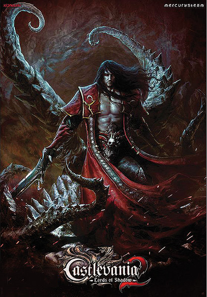 Plakát, Obraz - Castlevania - Lords of Shadow, (98 x 68 cm)