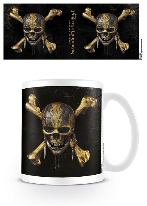 Hrnek Piráti z Karibiku - Skull