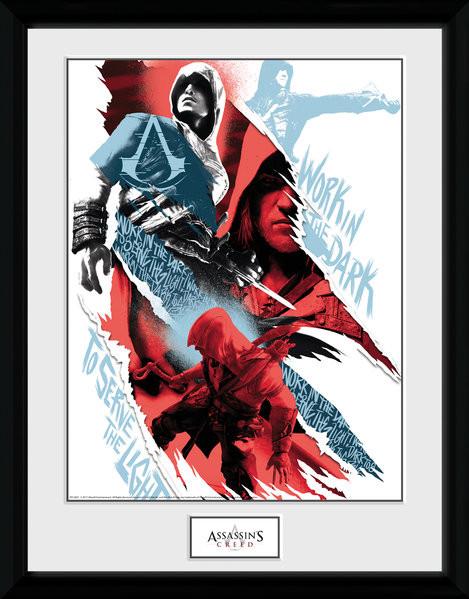 Obraz na zeď - Assassins Creed - Compilation 1