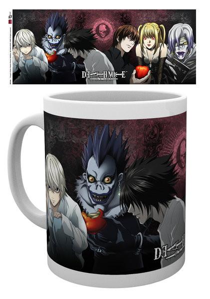 Hrnek Death Note - Characters