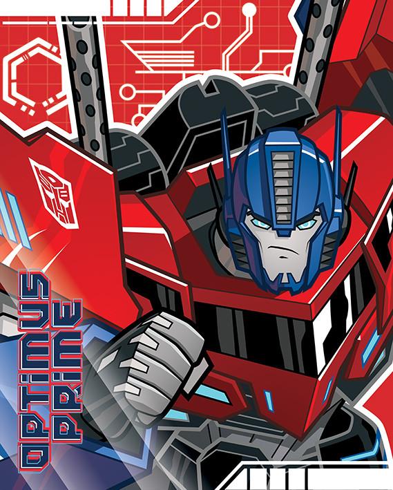 Plakát, Obraz - Transformers Robots In Disguise Autobots - Op Zoom, (40 x 50 cm)