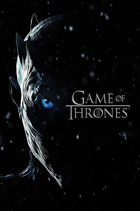 Plakát, Obraz - Hra o Trůny (Game of Thrones) - Season 7 Night King, (61 x 91.5 cm)