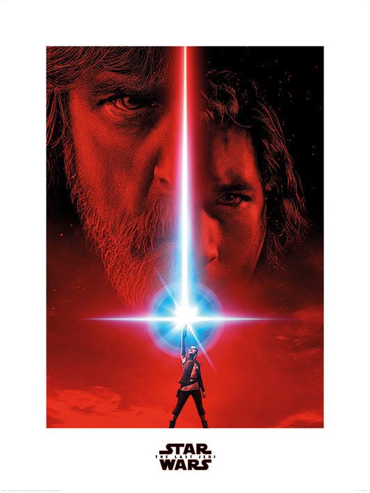 Obrazová reprodukce Star Wars: Poslední z Jediů - Teaser