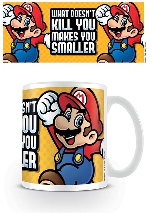 Hrnek Super Mario - Makes You Smaller