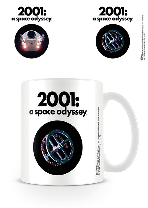 Hrnek 2001: A Space Odyssey - Ships