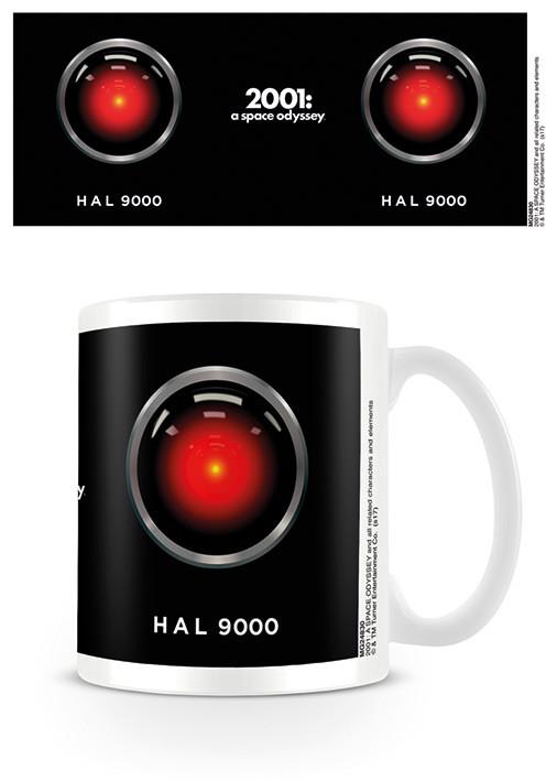 Hrnek 2001: A Space Odyssey - HAL