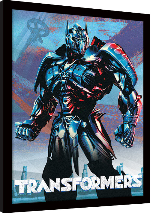 Obraz na zeď - Transformers The Last Knight - Optimus
