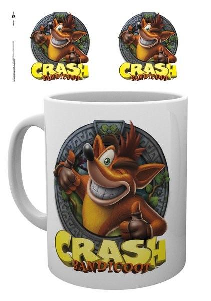 Hrnek Crash Bandicoot - Crash