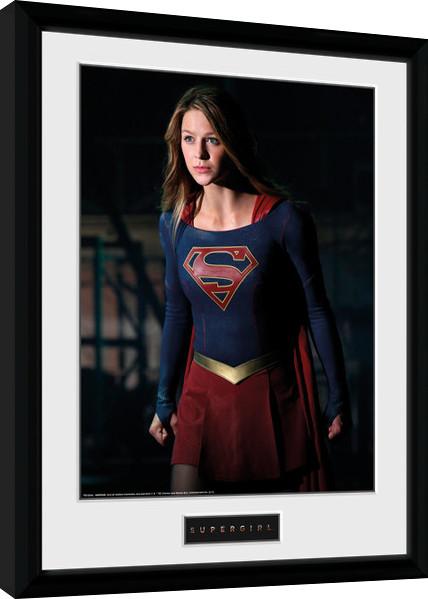 Obraz na zeď - Supergirl - Stand