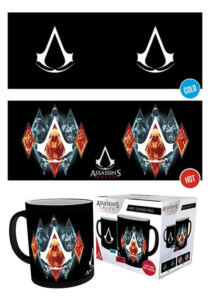 Hrnek Assassins Creed - Legacy