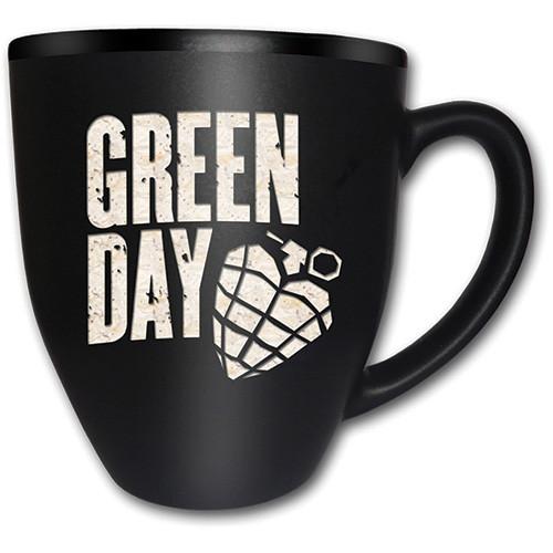 Hrnek Green Day – American Idiot Matt Engraved