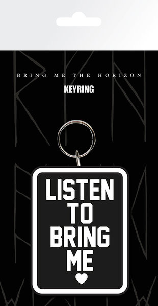 Klíčenka Bring Me The Horizon - Listen To (Bravado)