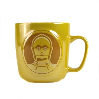 Hrnek Star Wars - C3PO