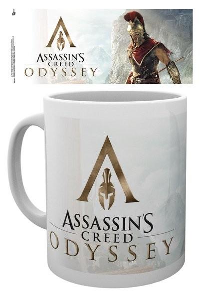 Hrnek Assassins Creed Odyssey - Alexios