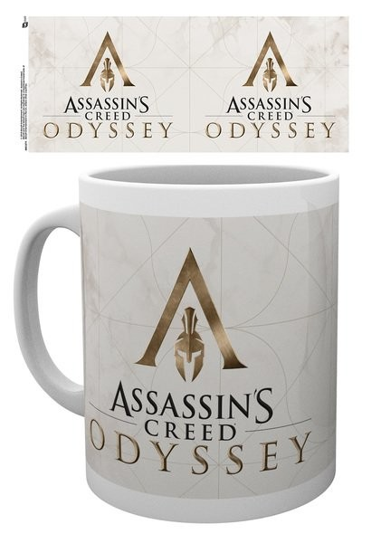 Hrnek Assassins Creed Odyssey - Logo