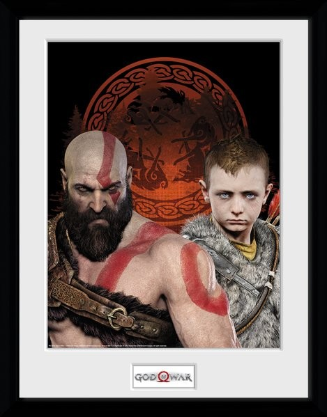 Obraz na zeď - God Of War - Portraits