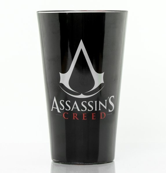 Sklenice Assassin's Creed - Assassins
