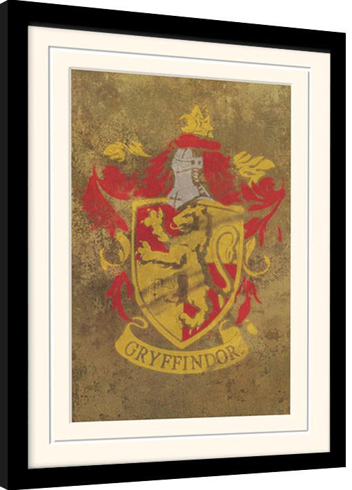 Obraz na zeď - Harry Potter - Znak Nebelvíru
