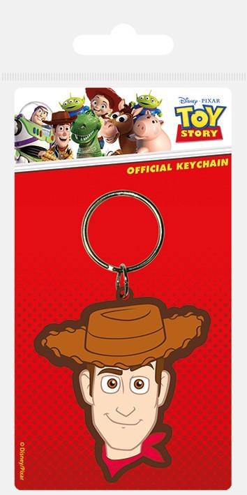 Klíčenka Toy Story: Příběh hraček - Woody