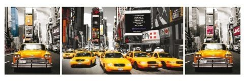 New york taxi plakater poster europosters dk