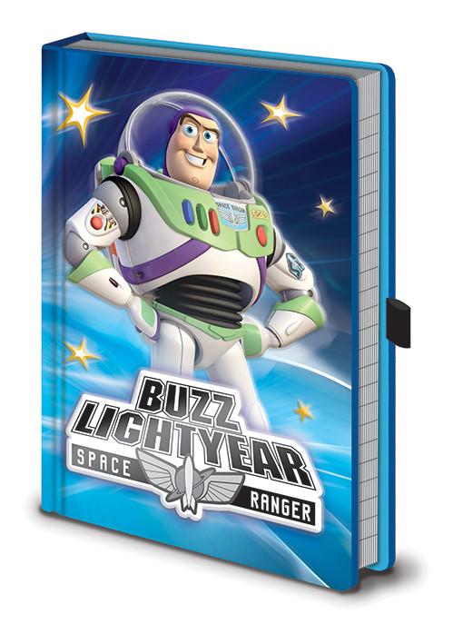 Toy Story: Příběh hraček - Buzz Box Zápisník